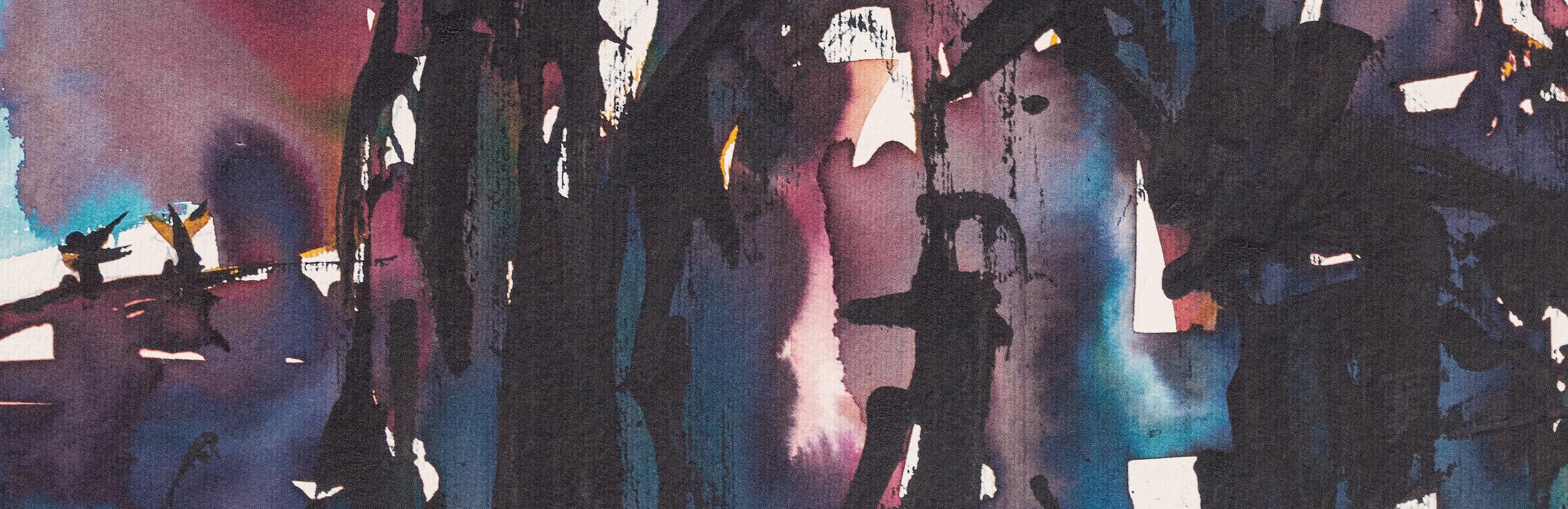 bonjourmolotov Dom Quixote de la Mancha Illustration Ilustracao painting pintura acrylic acrílico canvas tela paper cardboard mdf Andre Gigante 014N.jpg