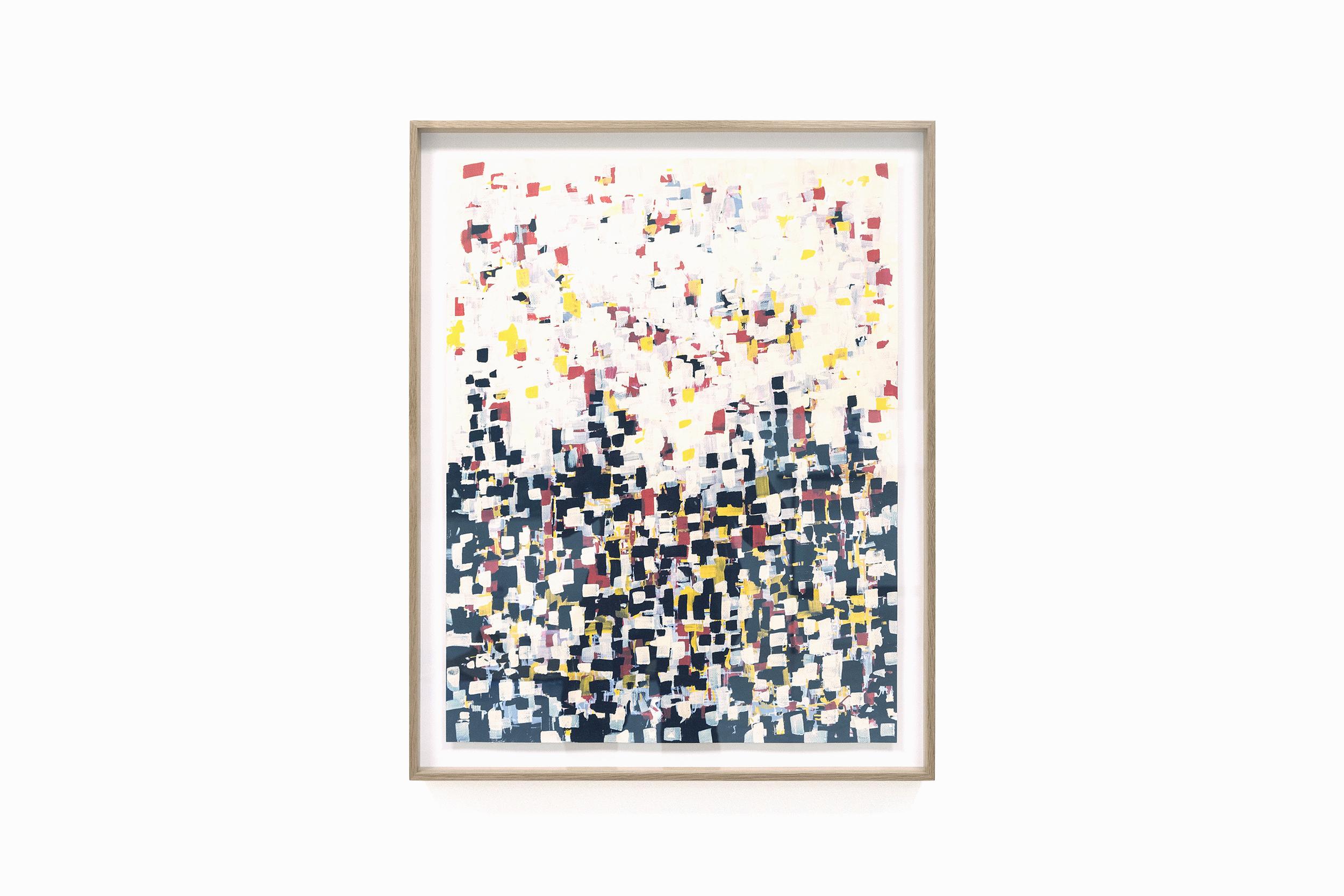 bonjourmolotov Crowded series series Illustration Ilustracao painting pintura acrylic acrílico canvas tela paper cardboard mdf Andre Gigante 03Base N7.jpg