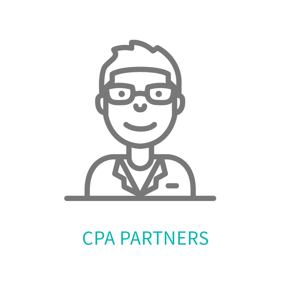 Head shot of person representing CPA Partners that work with Dominion clients.
