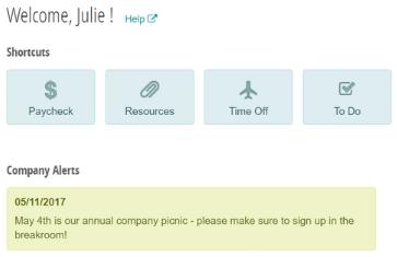 Shortcuts and Company Alerts.PNG