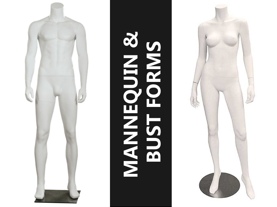 MANNEQUINS & BUST FORMS - Jollybrowne / 800.308.3120 / info@jollybrowne.comMore information coming soon!