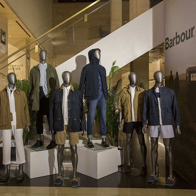Gang's all here. @barbour