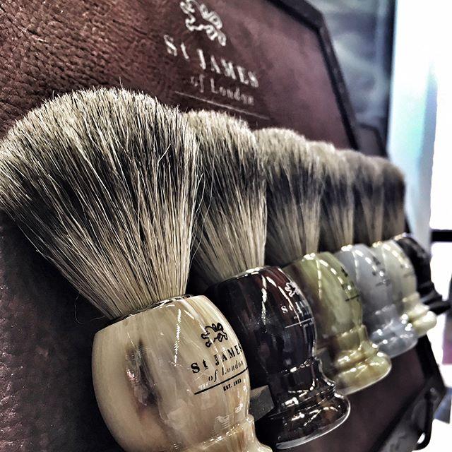 Brush up! | St James of London