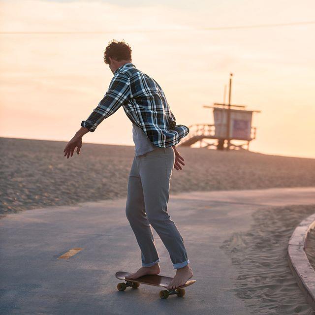 Skate on. @johnnieobrand