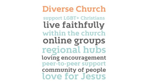 National Director - Lead our award-winning work supporting LGBT+ Christians