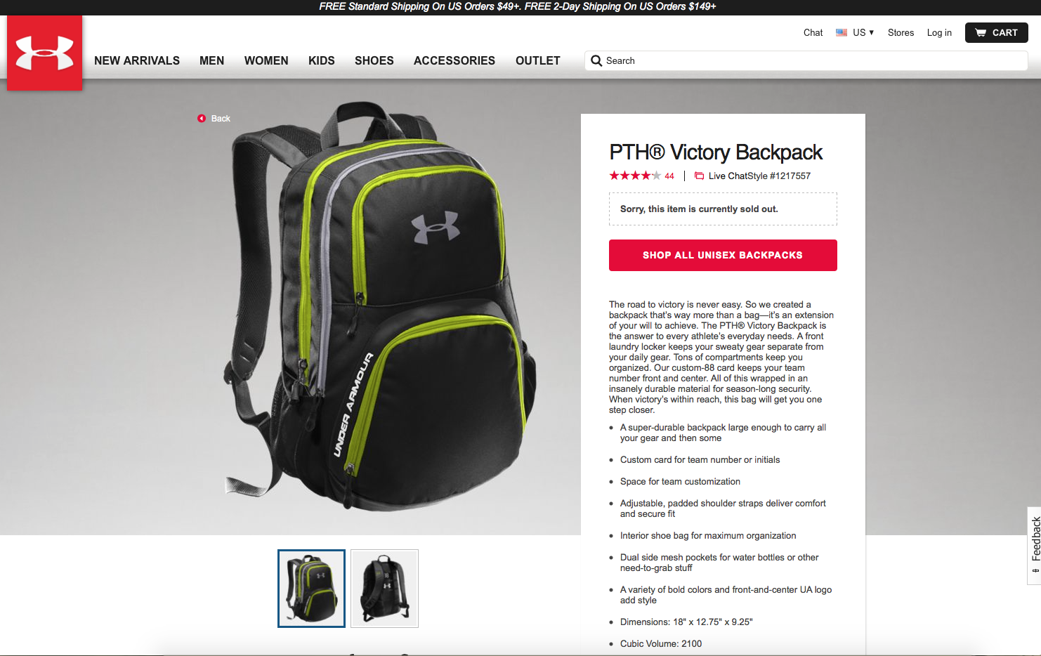 new ua PTH backpack screen shot.png