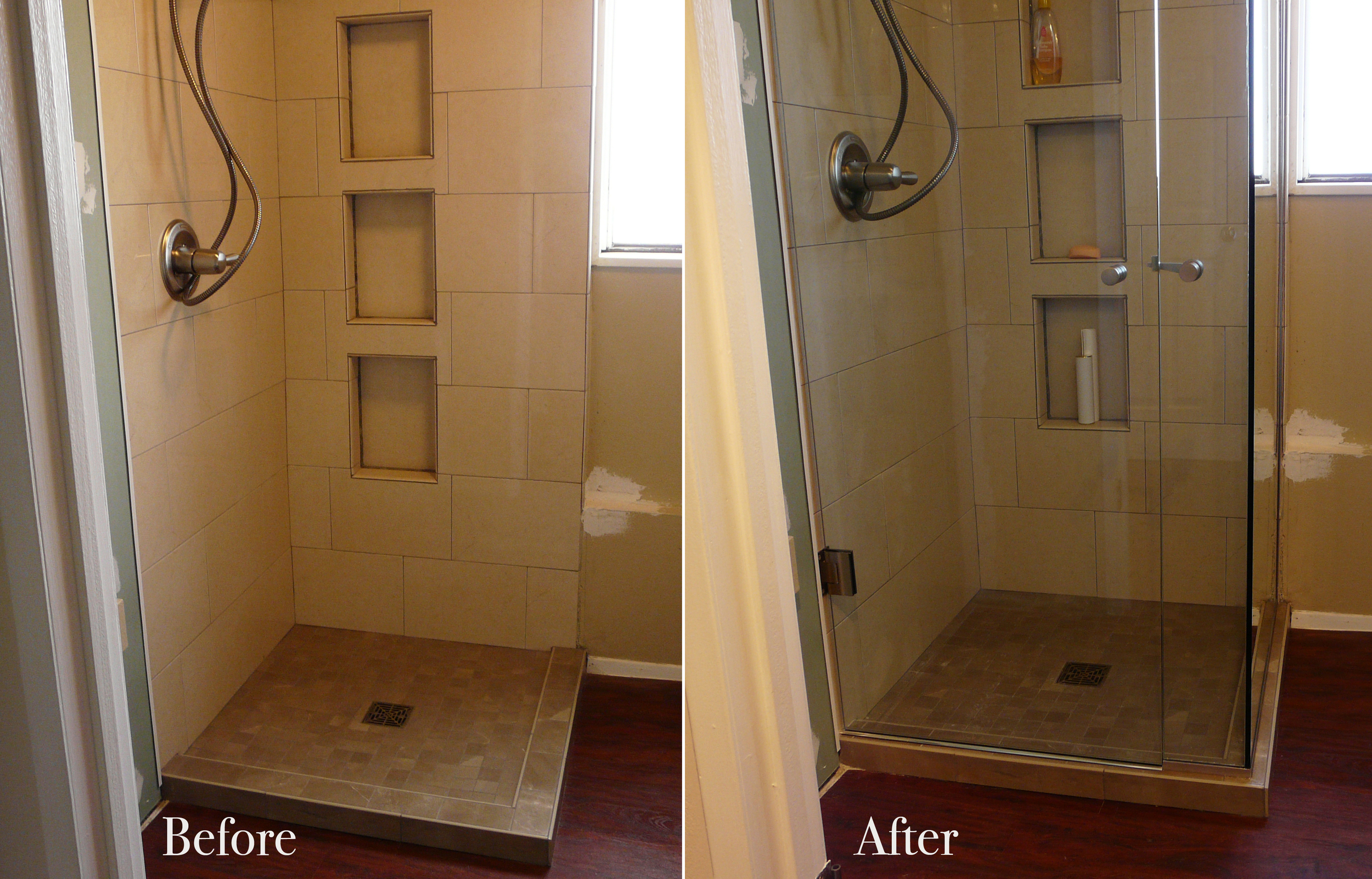 shower door replacement before and after.jpg