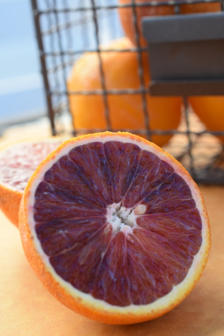 Pictured: Melissa's Produce Blood Oranges   Photographer: Tiffany Lewis, TheTableTogether.com