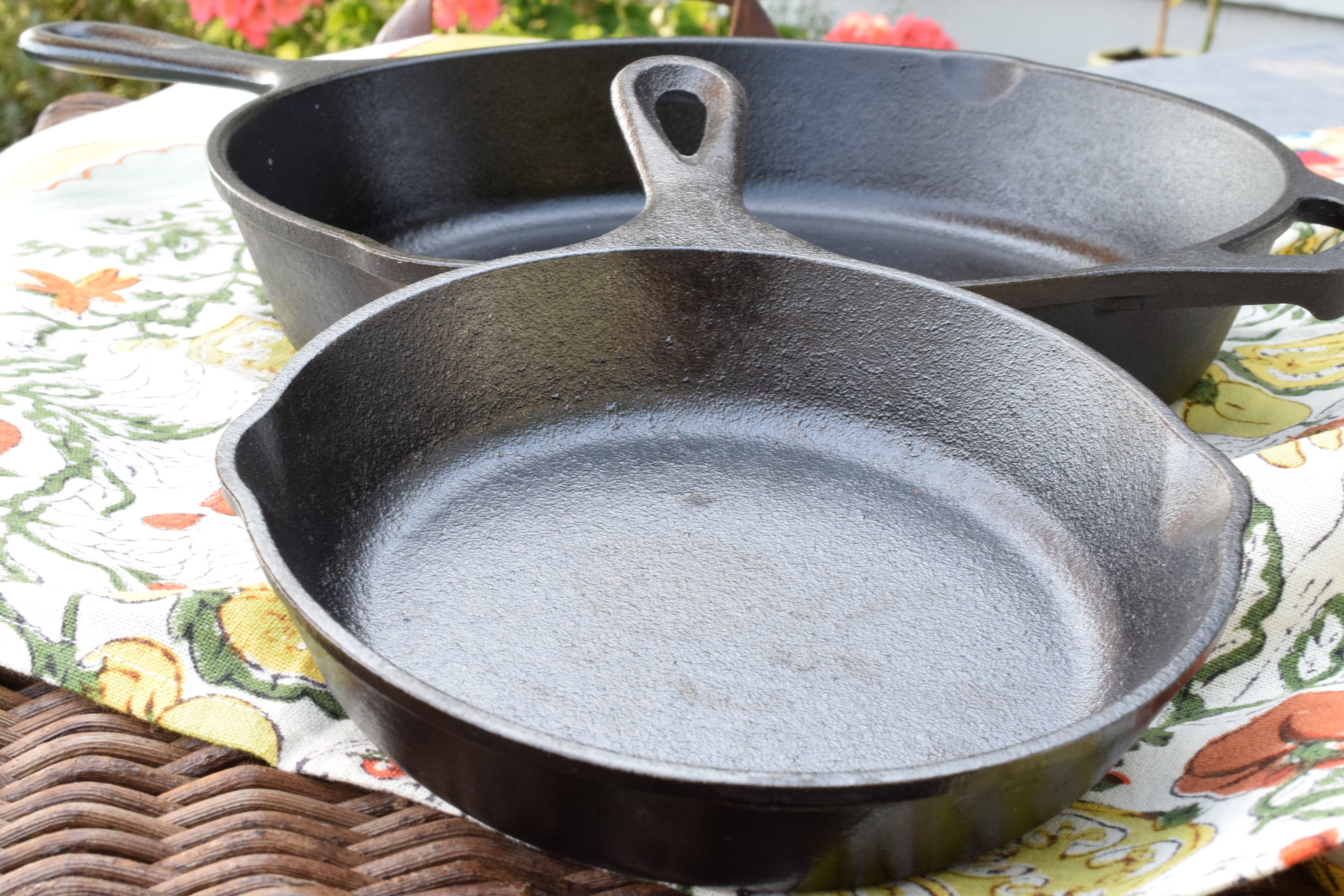 150 K A Cleaning Cast Iron Pans.JPG