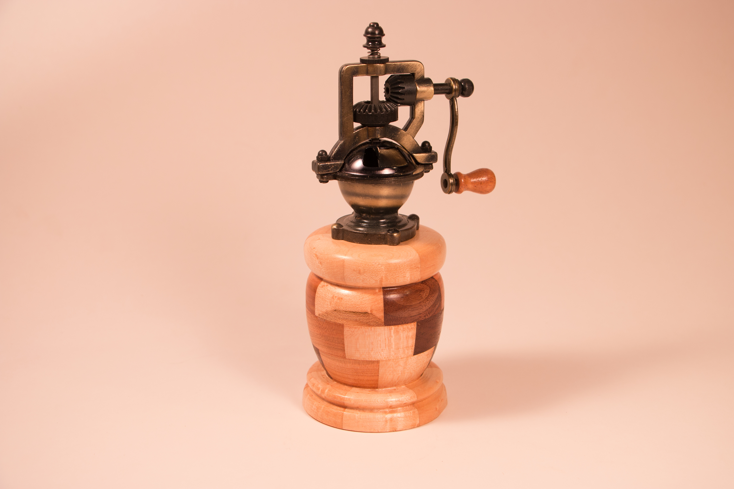 Segmented Pepper Grinder