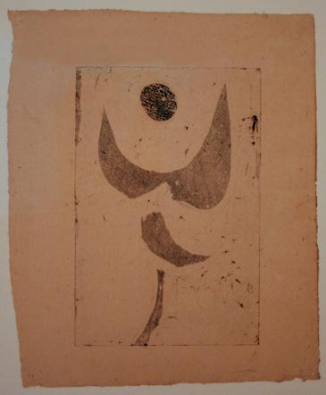 J.B. Blunk, Untitled, 1958, ink/paper, 24