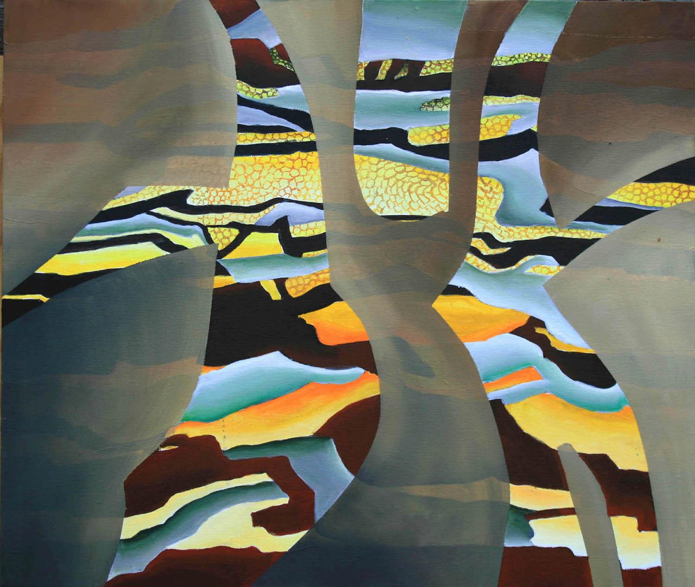 Inner Landscape # 17