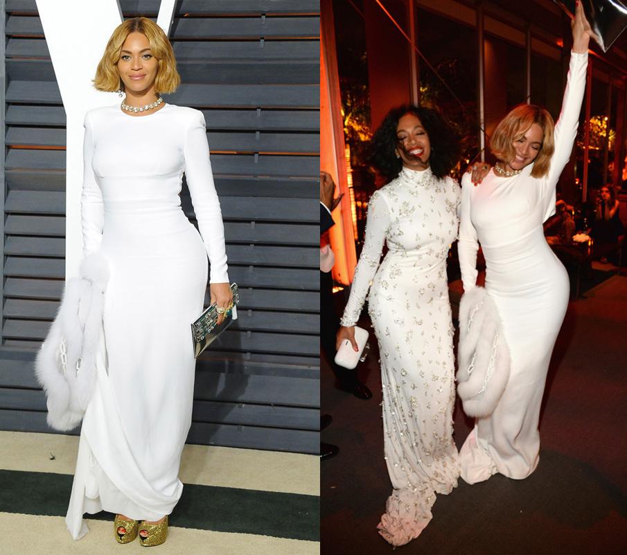 Beyonce in Stella McCartney img1  //  img2