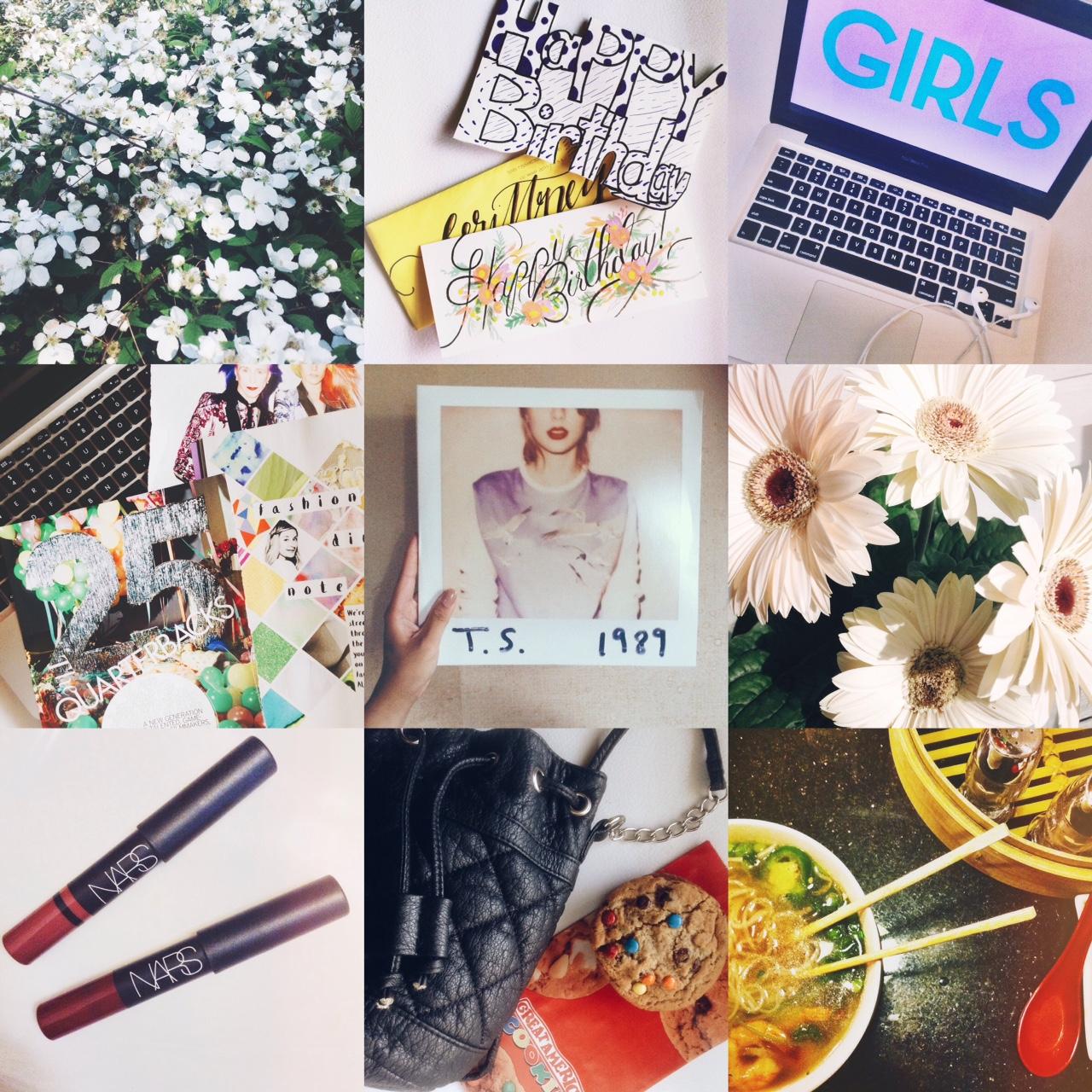 Follow me on Instagram here.