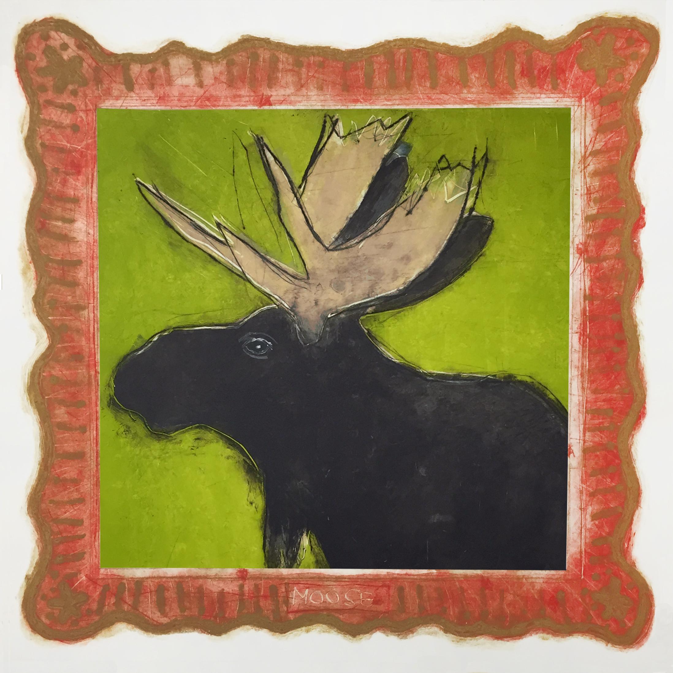 Family Portrait-Moose