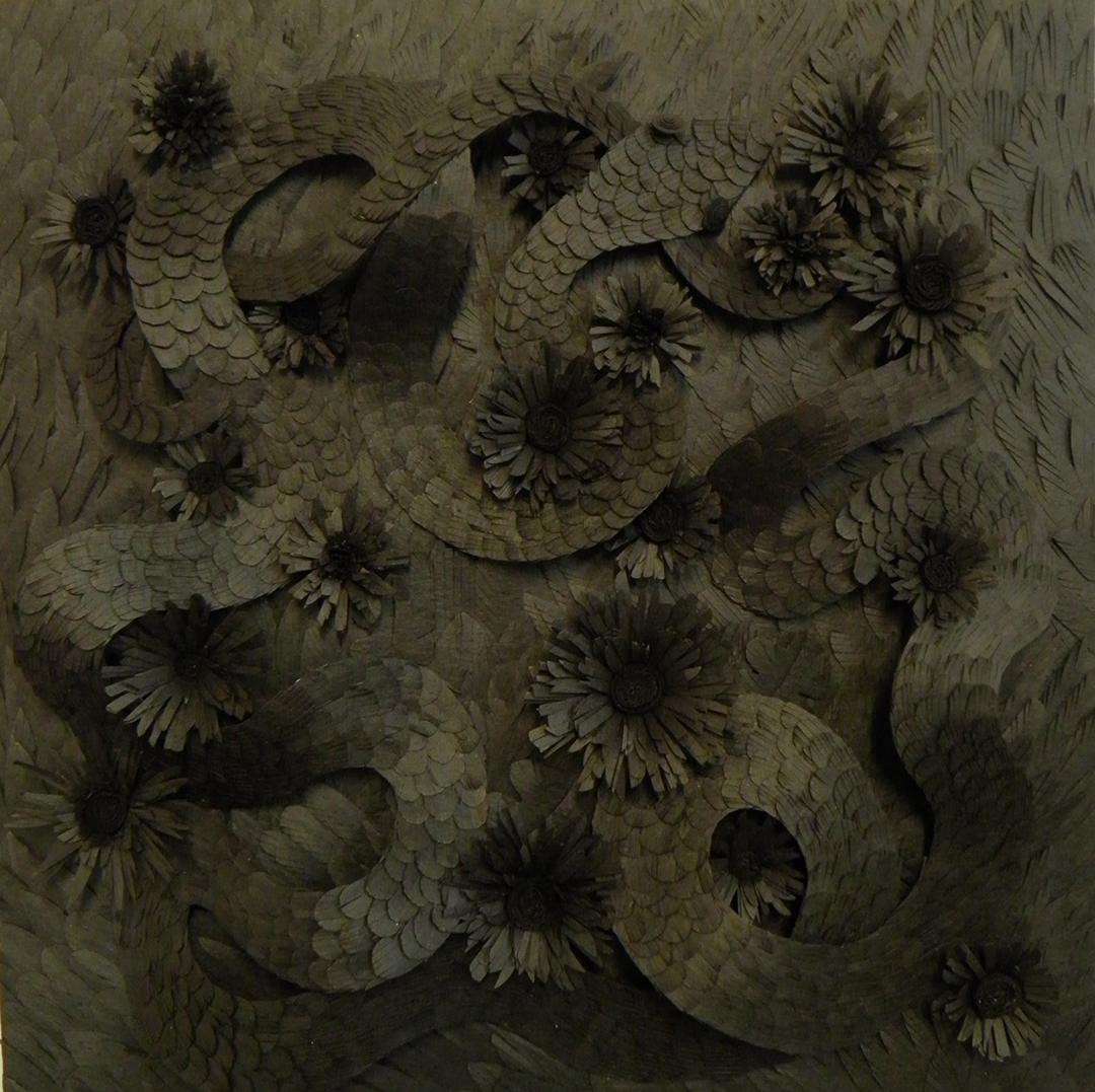 Pitch Black Serpent