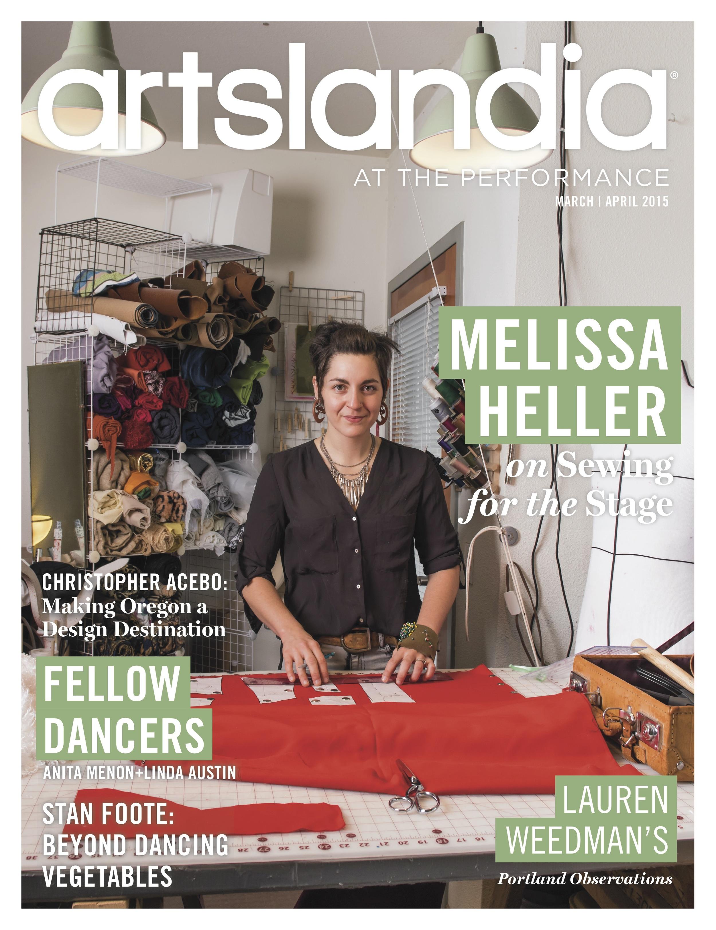 Melissa Heller, Costume Designer, Bag and Baggage