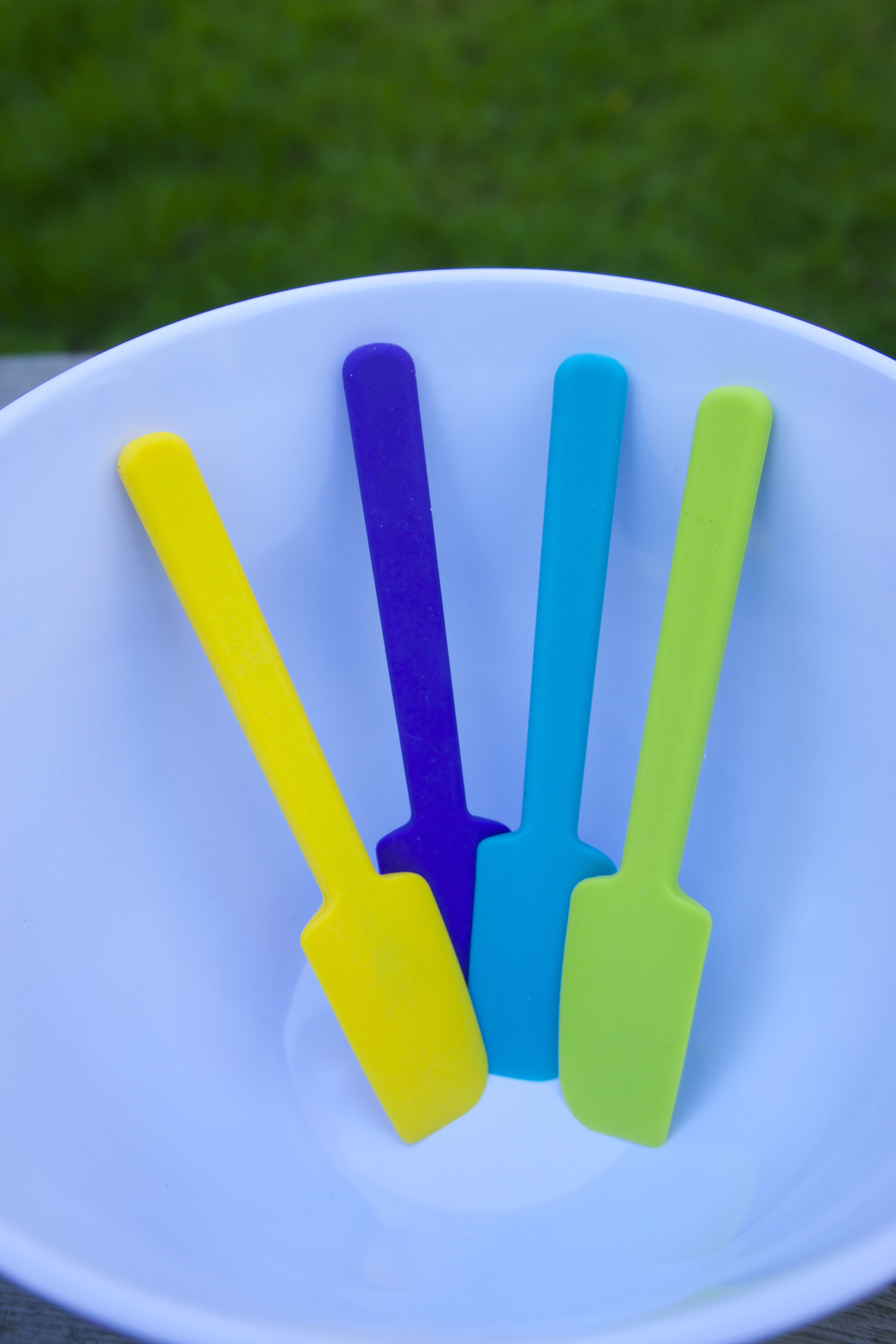 Mini Spatula - Vibrant Home    Donated for charity event - chose to  review
