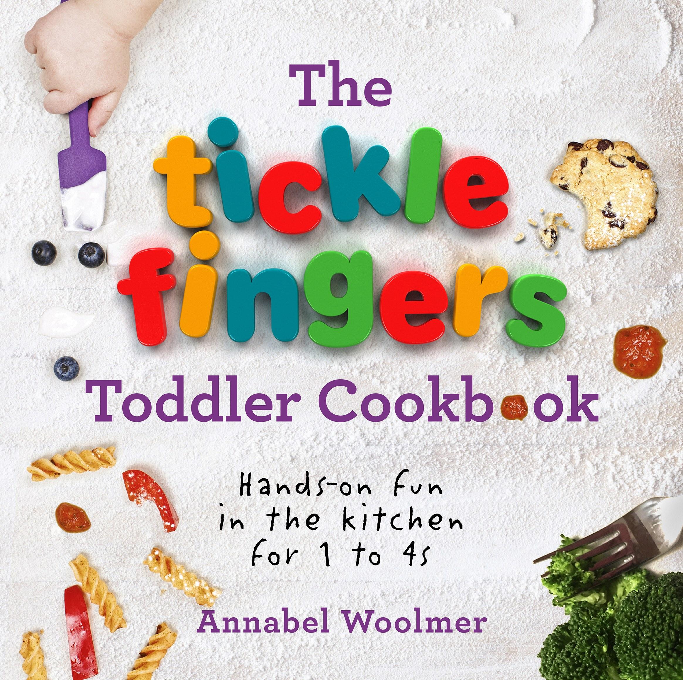 Tickle Fingers Toddler Cookbook