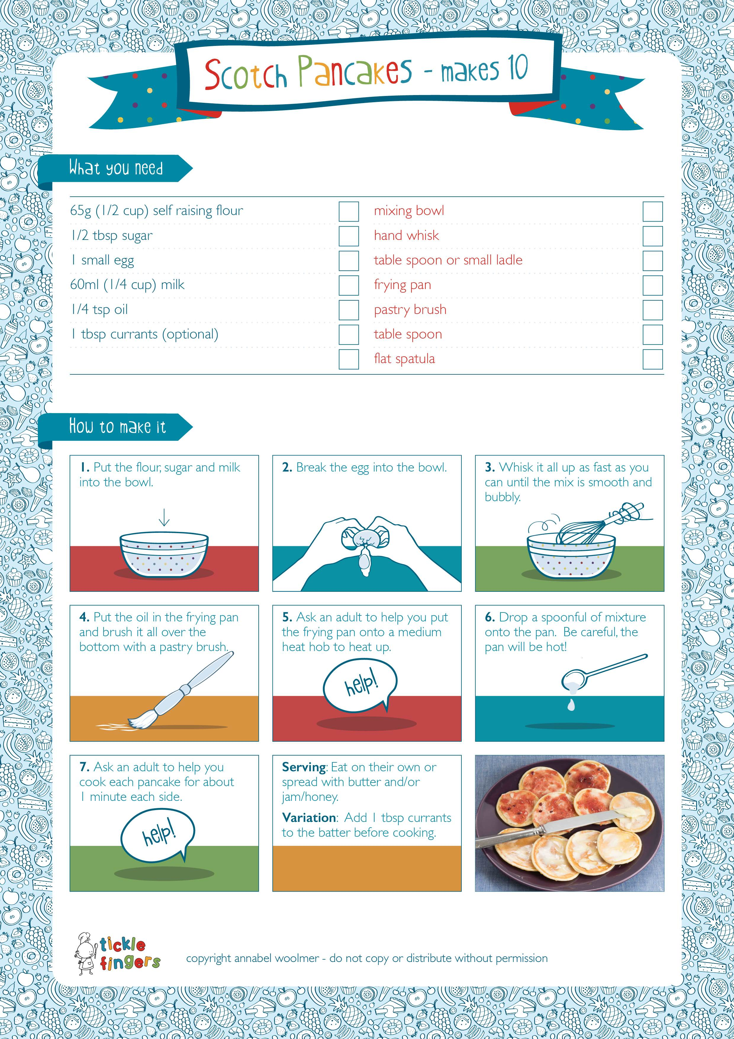 Want more recipes like this, join our online  Cook-Along Club