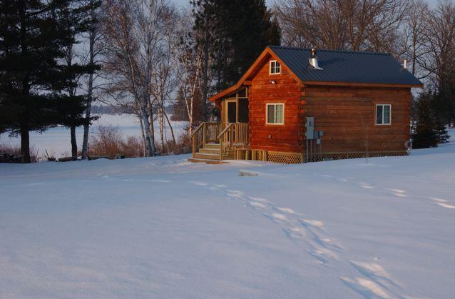 in winter ....