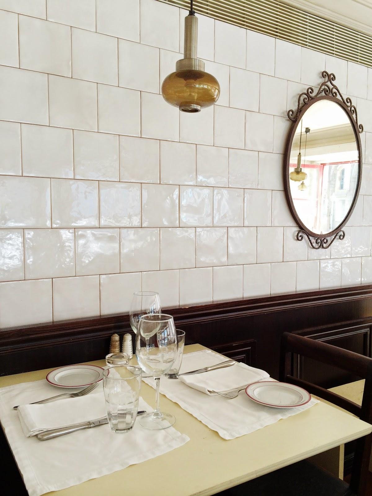 Imaculado branco, uma caracteristica do design escandinavo.