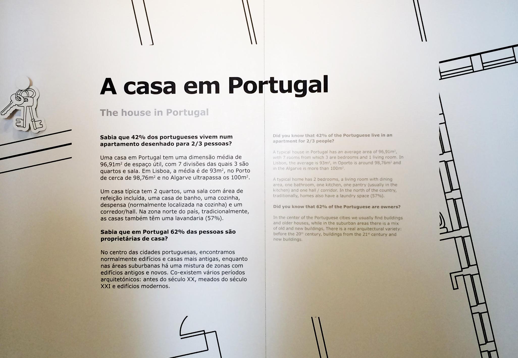 uma casa portuguesa, com certeza.