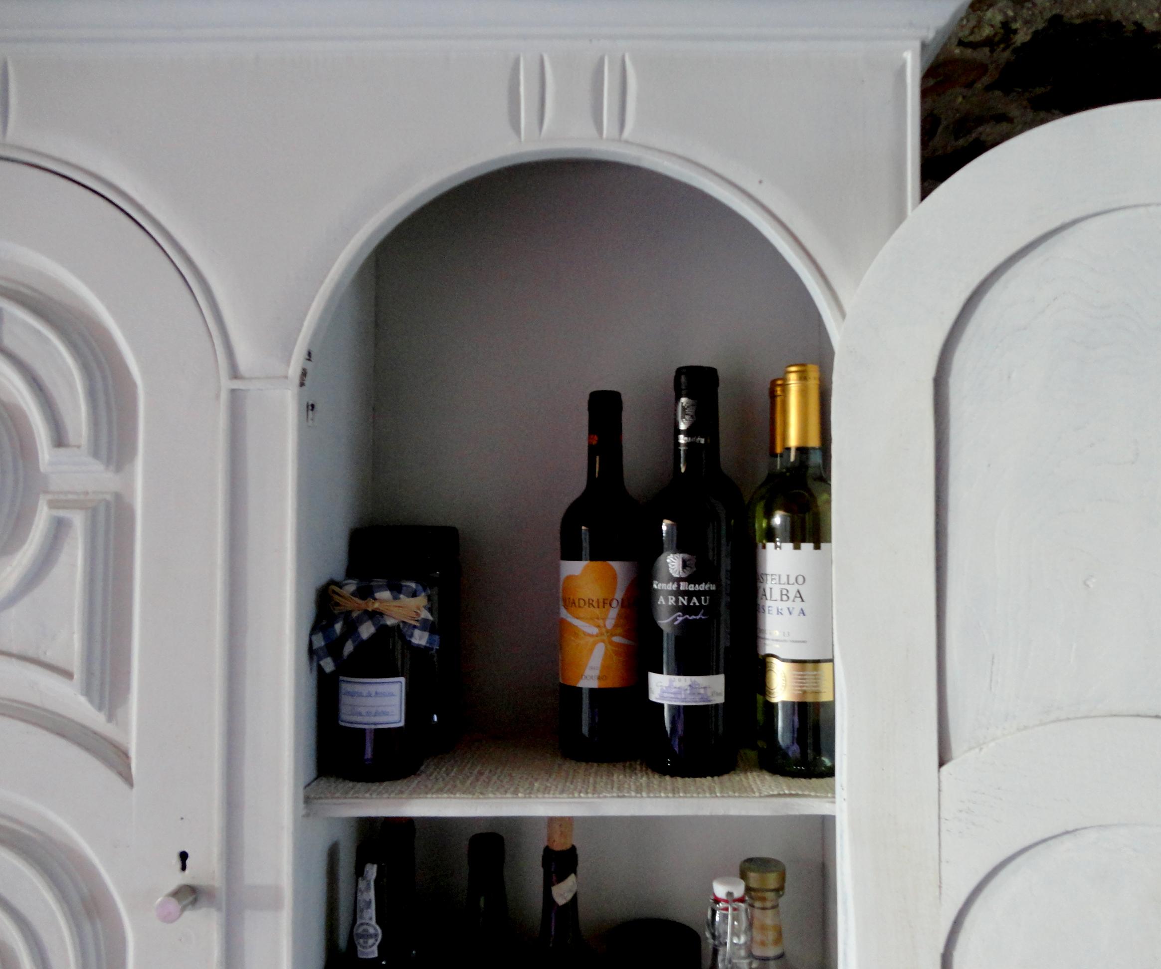 ... ou vinhos (escolha oficial).