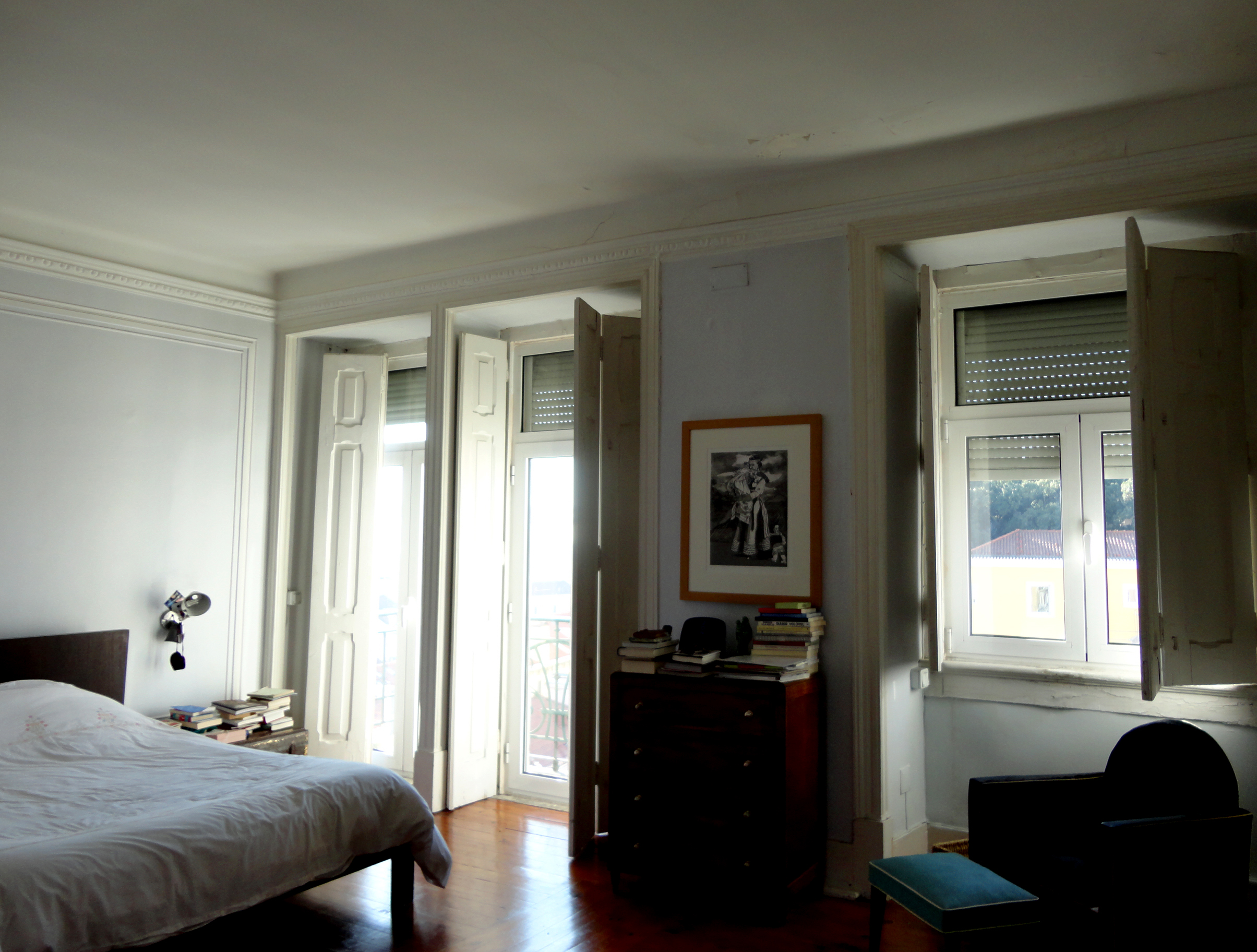 o quarto da serenidade