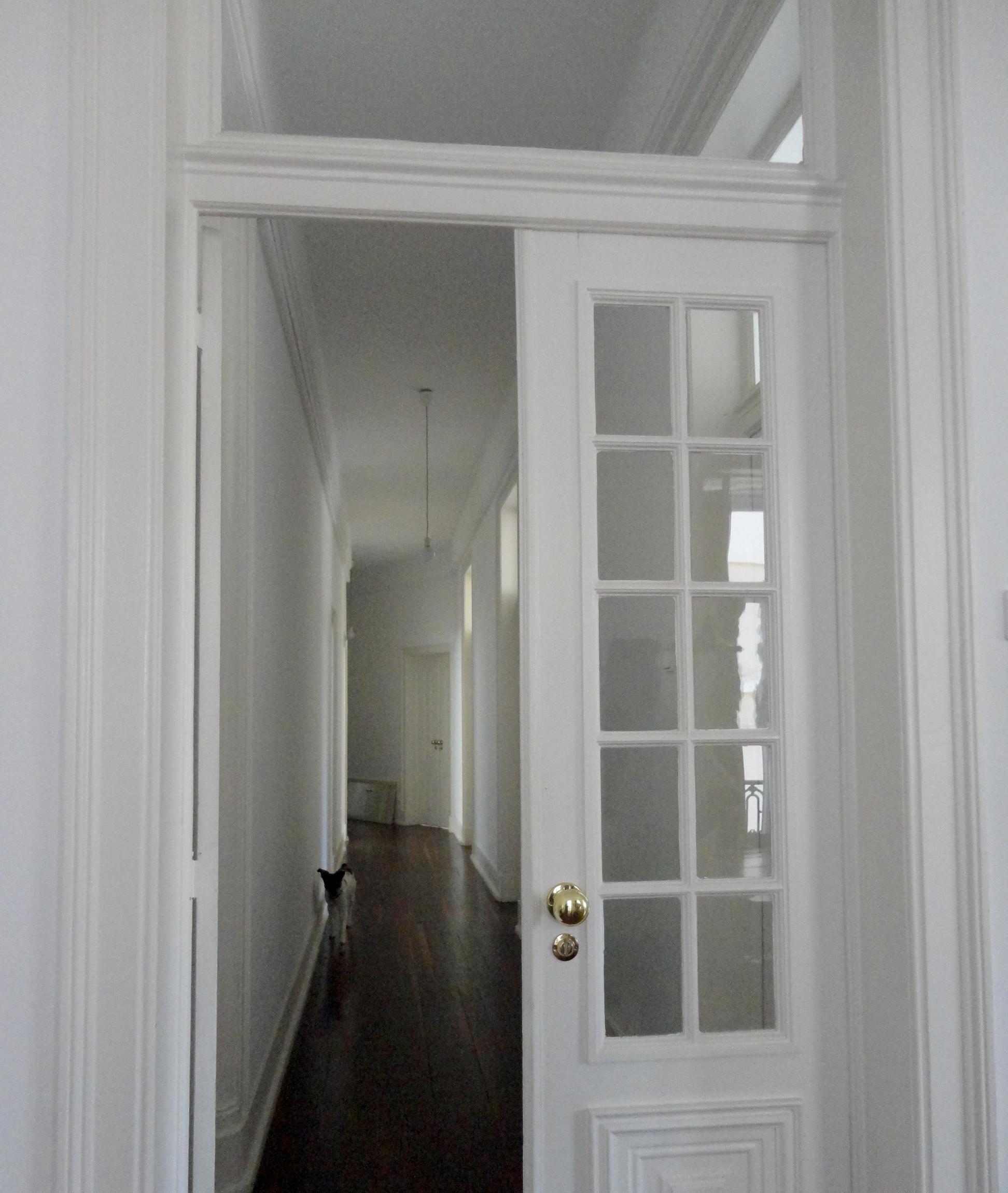 O corredor