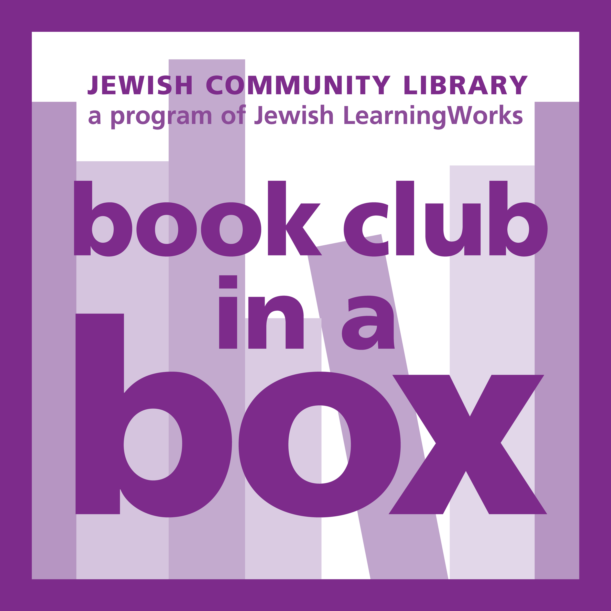 Book Club Services — Jewish LearningWorks