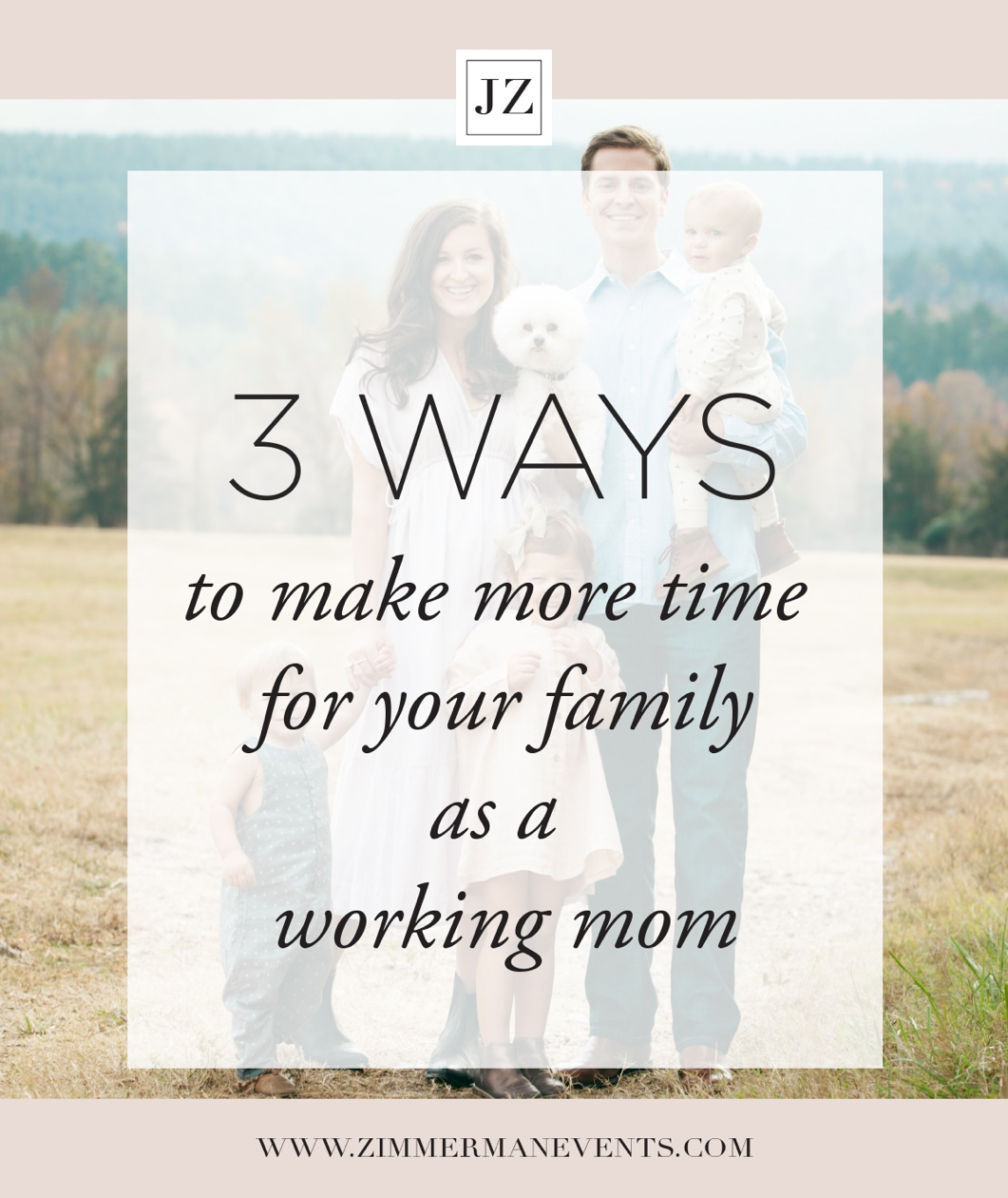 jessica zimmerman-zimmerman-newsletter-work life balance-why i quit-balancing business and family