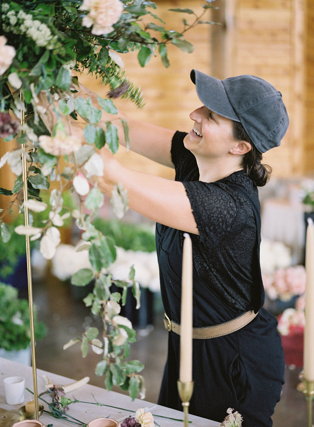 about - Not long ago, I was a lot like you: running on a hamster wheel, desperately trying to make a decent living with my floral design business–with literally nothing to show for it.