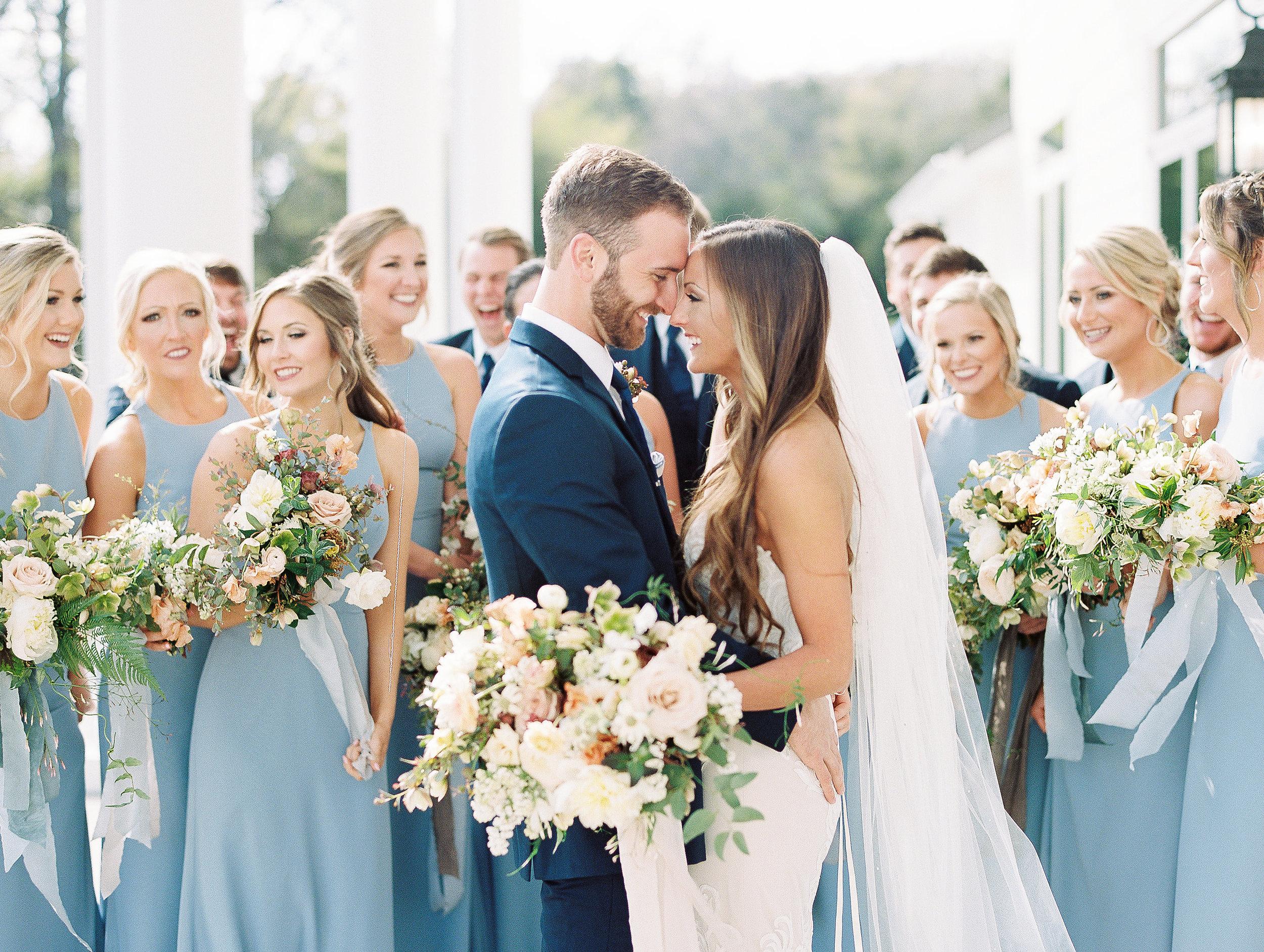 NEXT GALLERY - Southern Spring Wedding