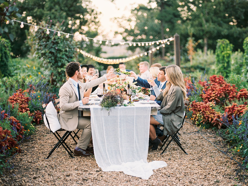 Jessica Zimmerman | Business Education Blog | Cheesecloth | Outdoor Setting