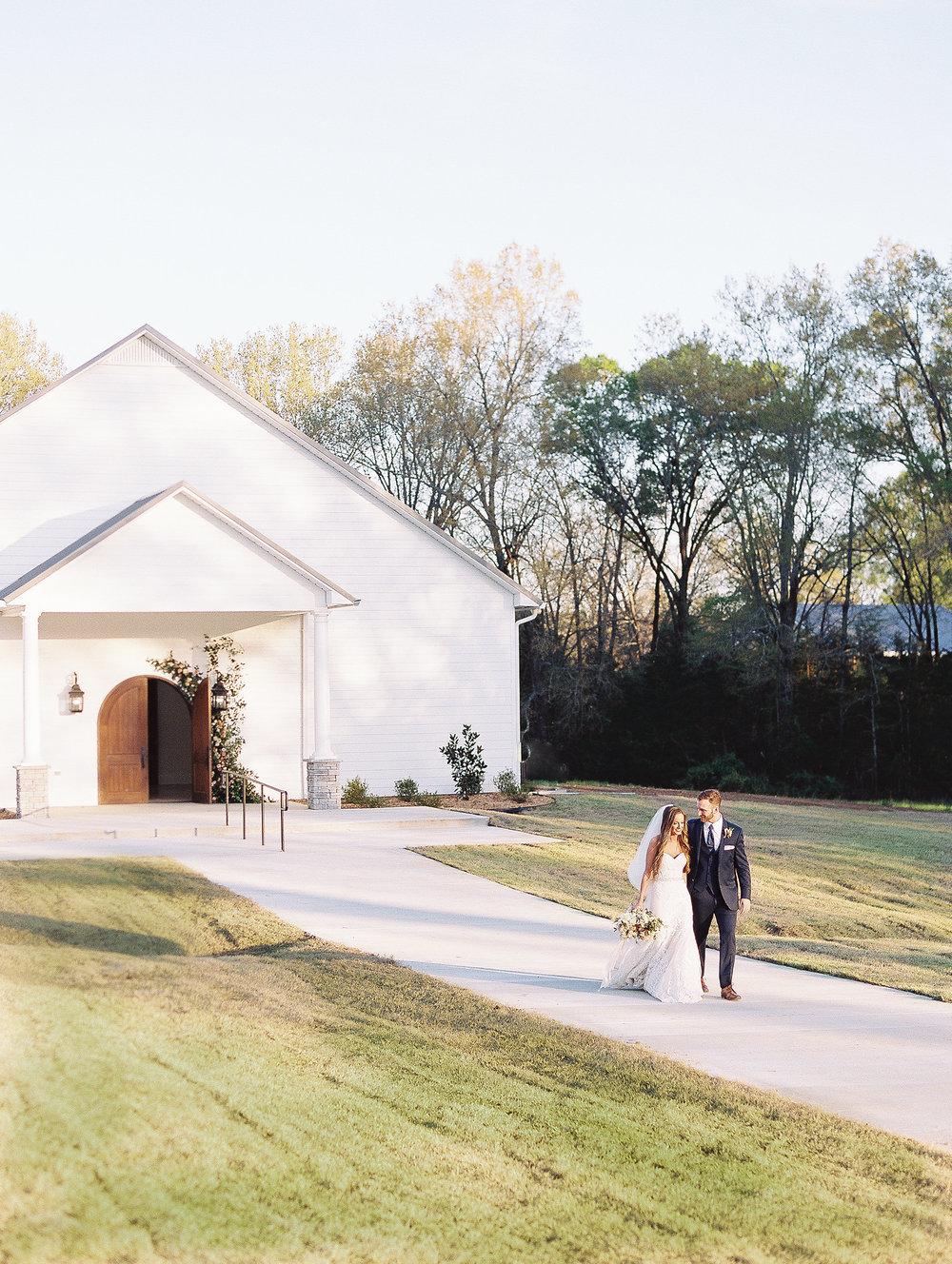 Jessica Zimmerman | Business Education Blog | Zimmerman Events Featured in Arkansas Bride Magazine