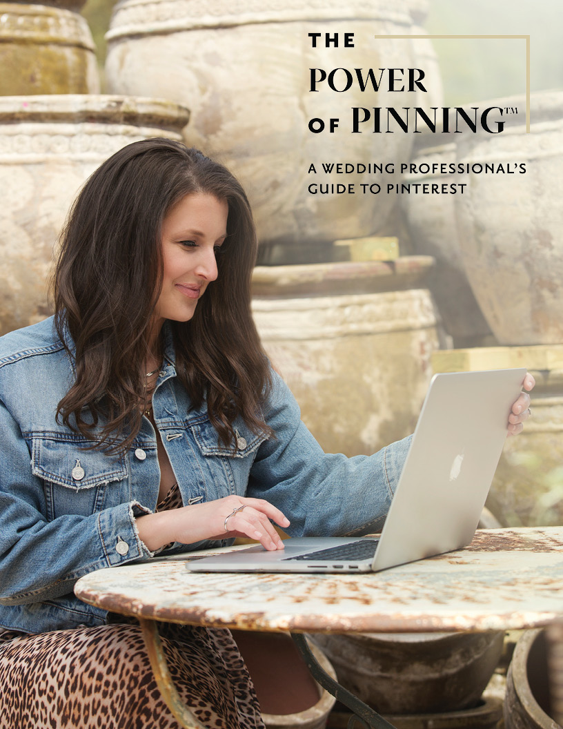 Jessica Zimmerman | The Power of Pinning:  A Wedding Professional's Guide to Pinterest