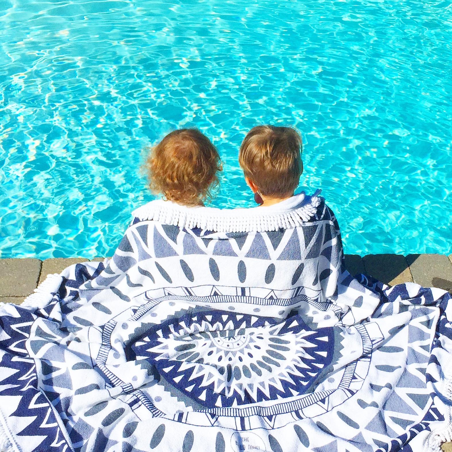 Poolside Rollo Towel