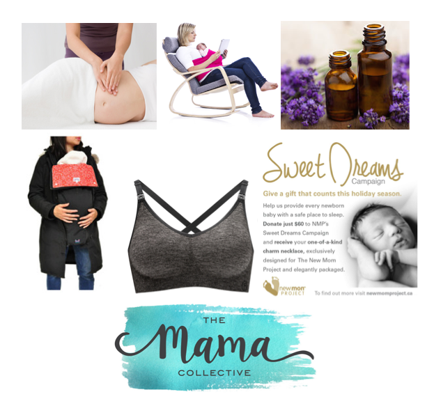 Holiday Gift Guide for Expectant & New Moms