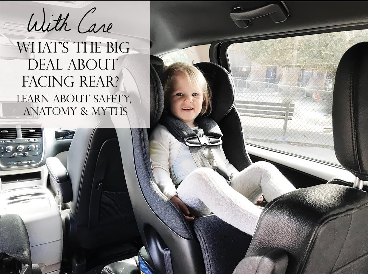 Rear Facing Car Seat Positioning