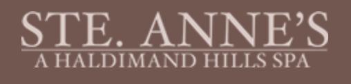 Ste Anne's Spa