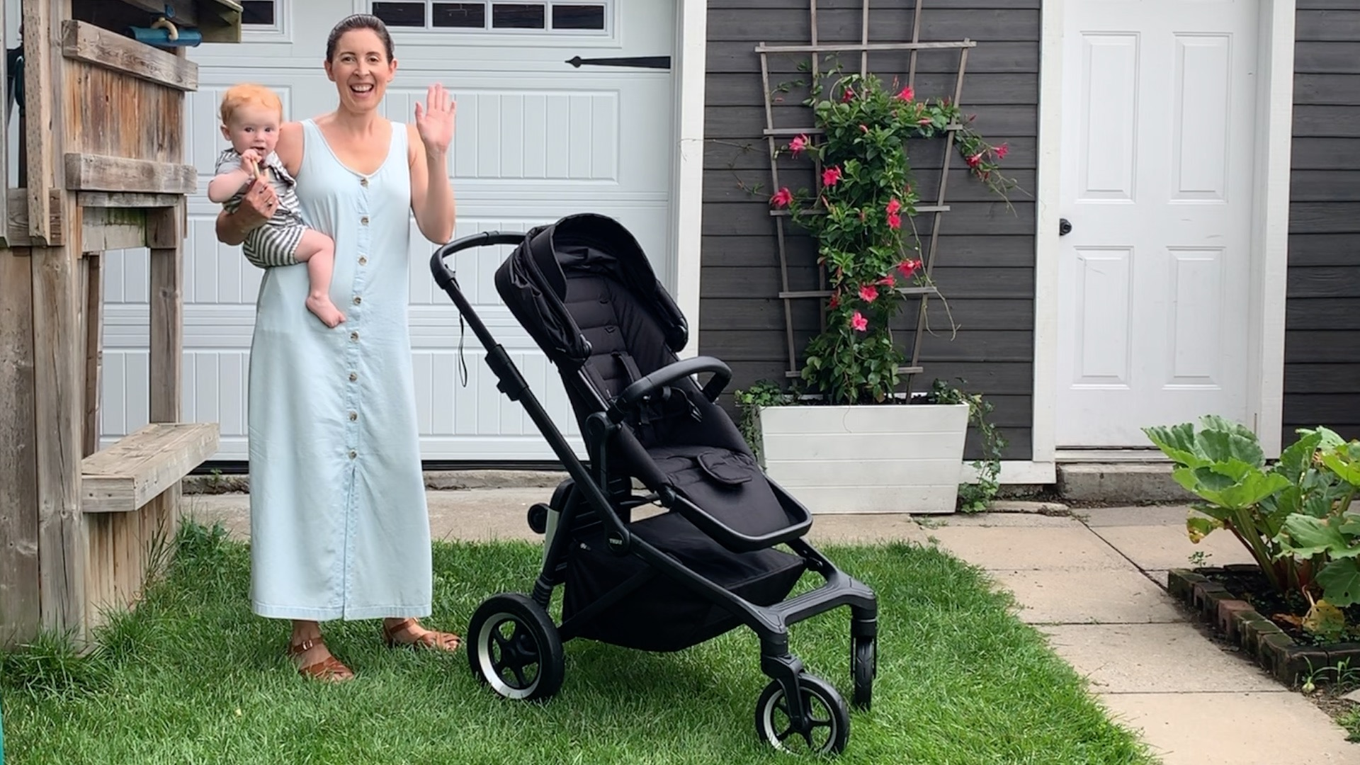 Thule Sleek 2019 Stroller Review