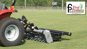Texas Multi-Chem | Sports Field Contractor | First Products | Turf Equipment | AERA-Vator | Sports Field Aeration