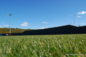 Texas Multi-Chem   Athletic Field Contractor   Baseball Field Construction   Baseball Field Renovation   Kerrville Tivy Baseball Field