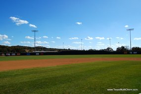 Texas Multi-Chem   Sports Field Contractor   Baseball Field Construction   Baseball Field Renovation   Ryegrass