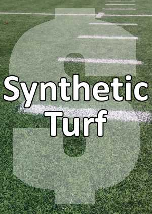 synthetic turf dollars