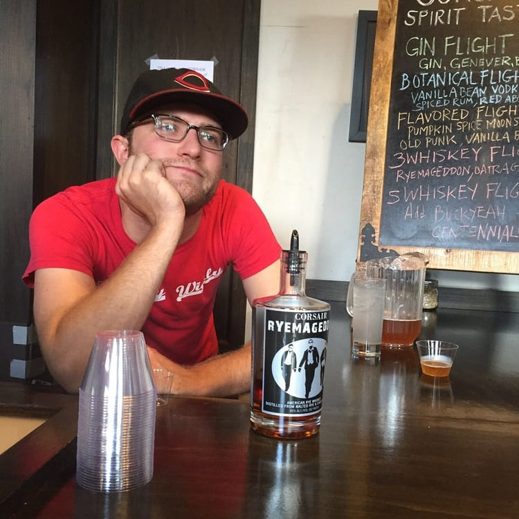 CARTER BRALLIER Tour Guide, House Entertainment Brewstillery