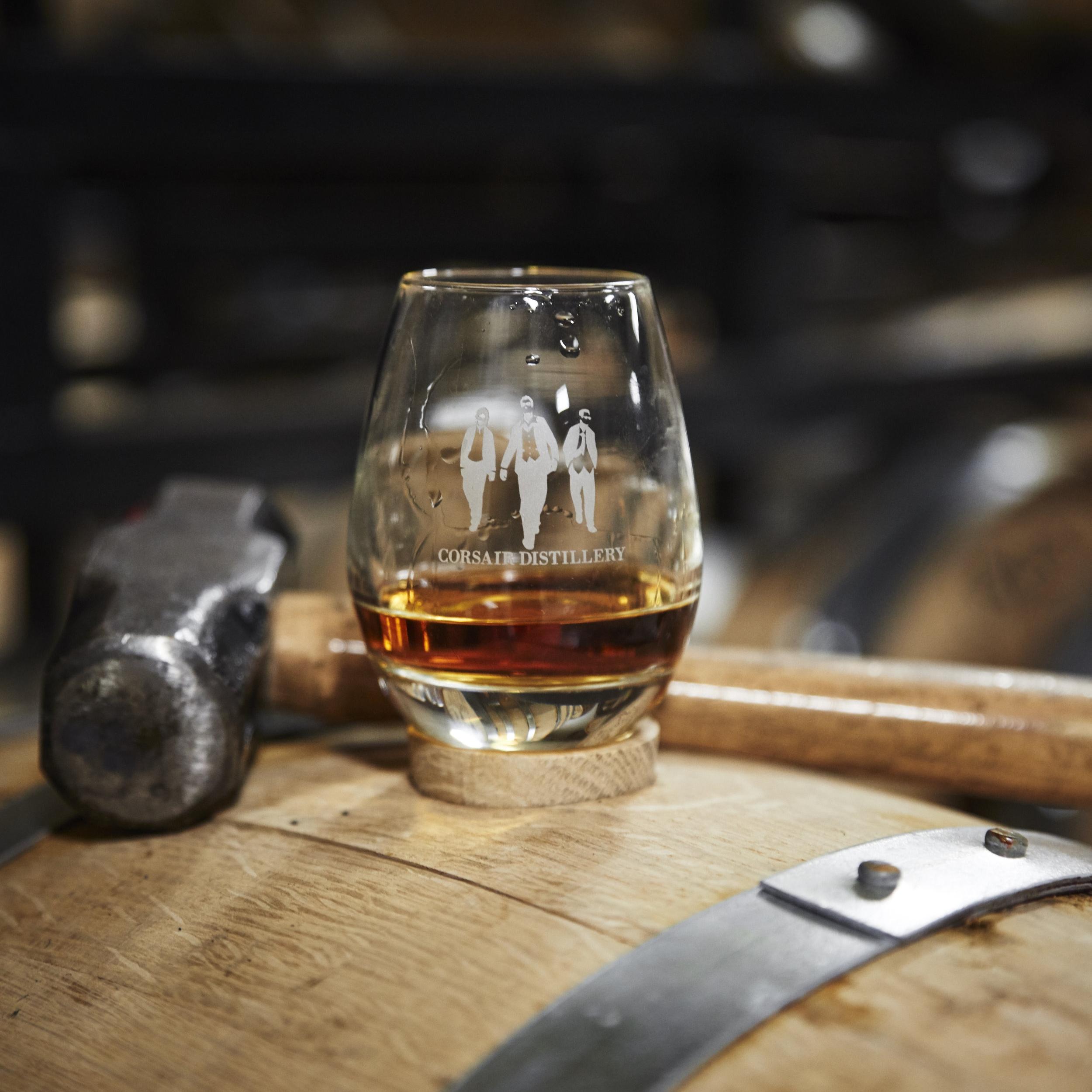 distiller cask tasting