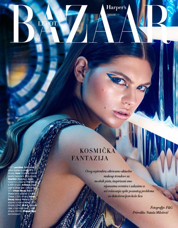 Harper S Bazaar September F G Photography