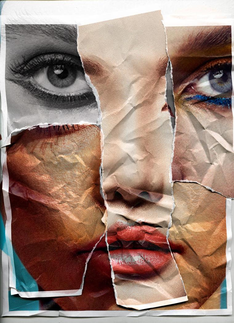 FACE TEARS (Art) — F&G | Photographers